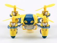 Free shipping UDI U840 Mini Nano Drone Quadcopter 2.4GHz – Yellow