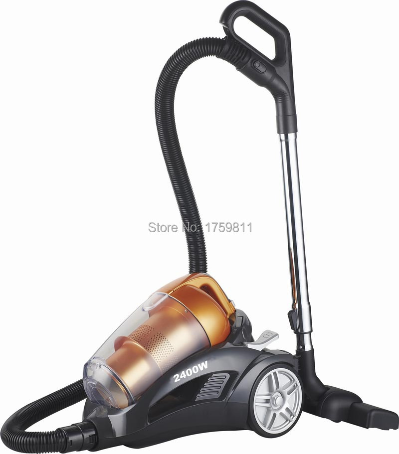2015 New Design Fashionable Convenient Dry Bagless Vacuum Cleaner for Home MD-702 Free Shipping(China (Mainland))