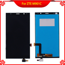 """6"""" LCD Display Touch Screen Digitizer Assembly Replacement For ZTE Grand X Memo II 2 M901C High Quality Mobile Phone LCDs"""