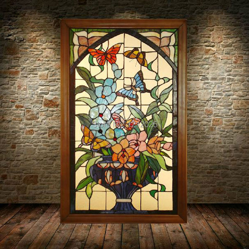 Buy Tiffany Style Stained Glass Victorian