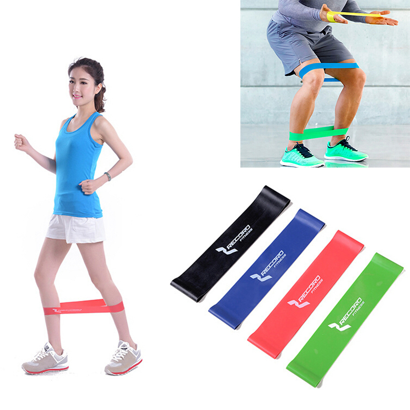 Pull Up Assist Band Cross Fit Exercises Looped Fitness Resistance Band New Resistance Yoga Workout Training Equipment(China (Mainland))