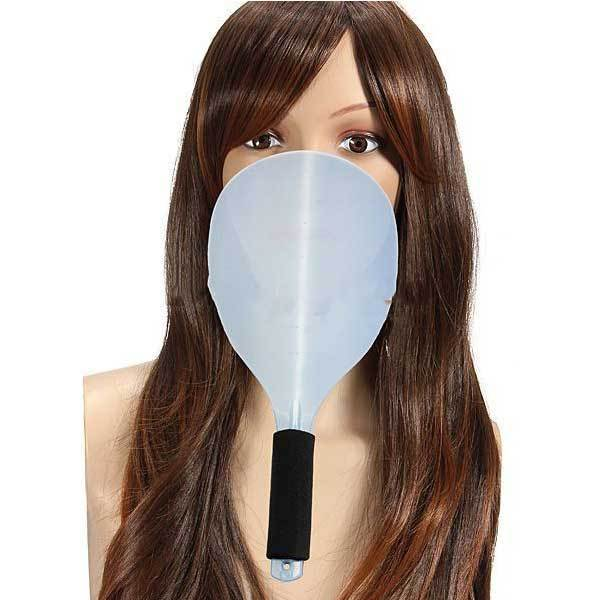 Alvisdeal Hair Salon Hairdressing Color Hairspray Mask Shield Protect Your Eyes And Faces(China (Mainland))