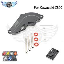 Новый взрыв модель мотоцикл аксессуары титана мотоцикл небольшой передняя крышка чпу алюминия хвост крышка для kawasaki z800