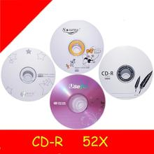 10pcs/ package CD-R disc, CD blank cd-r discs and CD(China (Mainland))