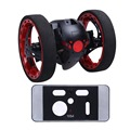 RC Jumping Bounce Cars 4CH 2 4GHz with Flexible Wheels Robot RC Car RC Toys Kid