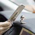 Ring Holder 360 Degree Rotation Magnetic Universal Car Magnet Finger Holder Cell Phone Stand Mobile Phone