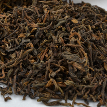 100g Yunnan Puer tea cooked 2009 year premium loose tea pu-erh trees big leaves Specials bags packing organic pu'er tea China