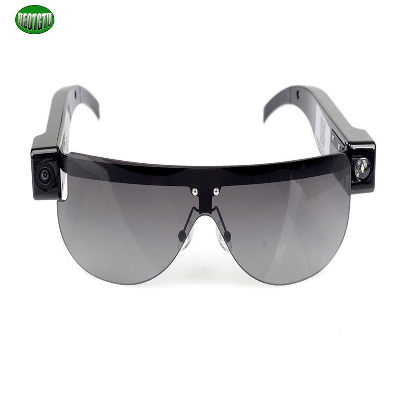 Free shipping high quality WIFI Smart Sunglasses Camera intelligent Camera glass