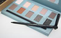 1PCs Cosmetics Smoky 10 colors professional natural matte eyeshadow palette glitter Eye Shadow palette Makeup Set FreeShipping