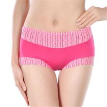 Mid Waist Underwear Women Modal Seamless Panties Hot Sale Sexy Women's Clothing Intimates Panties brief NK10073