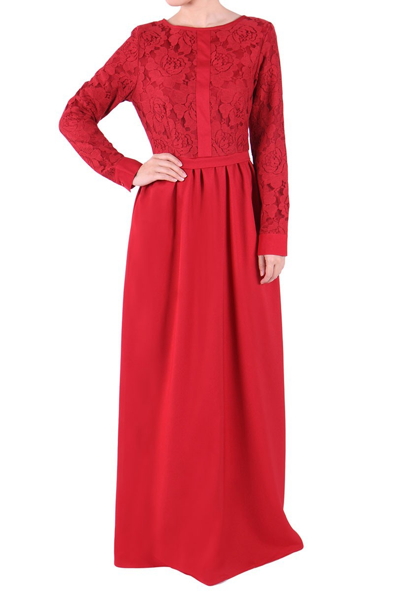 Long Dresses For Muslim Women