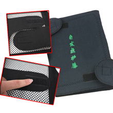 Health Care 1Pair Tourmaline Self-Heating Knee Pads Far Infrared Magnetic Therapy Spontaneous Heating Pad  High Quality