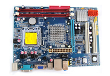Free shipping 100% new LGA 775 motherboard for G31 desktop motherboard DDR2 fully integration(China (Mainland))