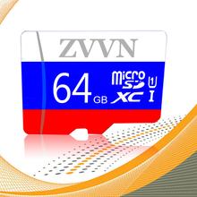 Buy Memory 128GB Russian flag Micro Sd Card 8gb 4gb Memory Card Cards Memoria Class10 Mini Sd Flash TF Card Micro Sd 16g 32g 64g for $1.12 in AliExpress store