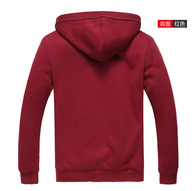 Male taxi Autumn Cashmere sweater coat male male Korean fashion thick winter clothes men sweater hooded