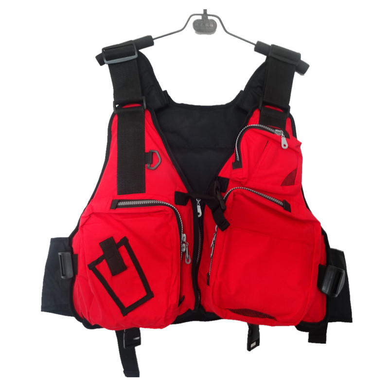 FShipping 3 Colors 2XL Sea Fly Fishing Vest Professional Life Jacket Light Weight Boating Safety Life Vest Survival in Swimwear(China (Mainland))