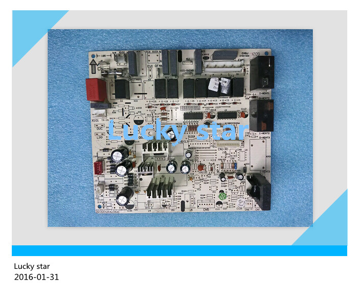 95% new for Gree Air conditioning computer board circuit board 30134152 4G53G GRJ4G-A1 good working<br><br>Aliexpress
