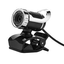 Новые Веб-Камеры USB 12 Мегапиксельная HD Веб-Камеры Cam 360 Градусов MIC Clip-на Для Skype Настольного Компьютера Ноутбука высокое Качество(China (Mainland))