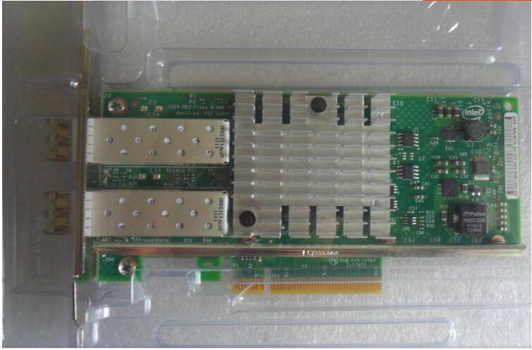 X520-SR2 E10G42BFSR Dual Port 1000M Server Fiber Optic NIC(China (Mainland))