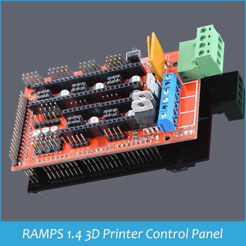 buy ramps14 lcd 12864 control panel 3d printer smart