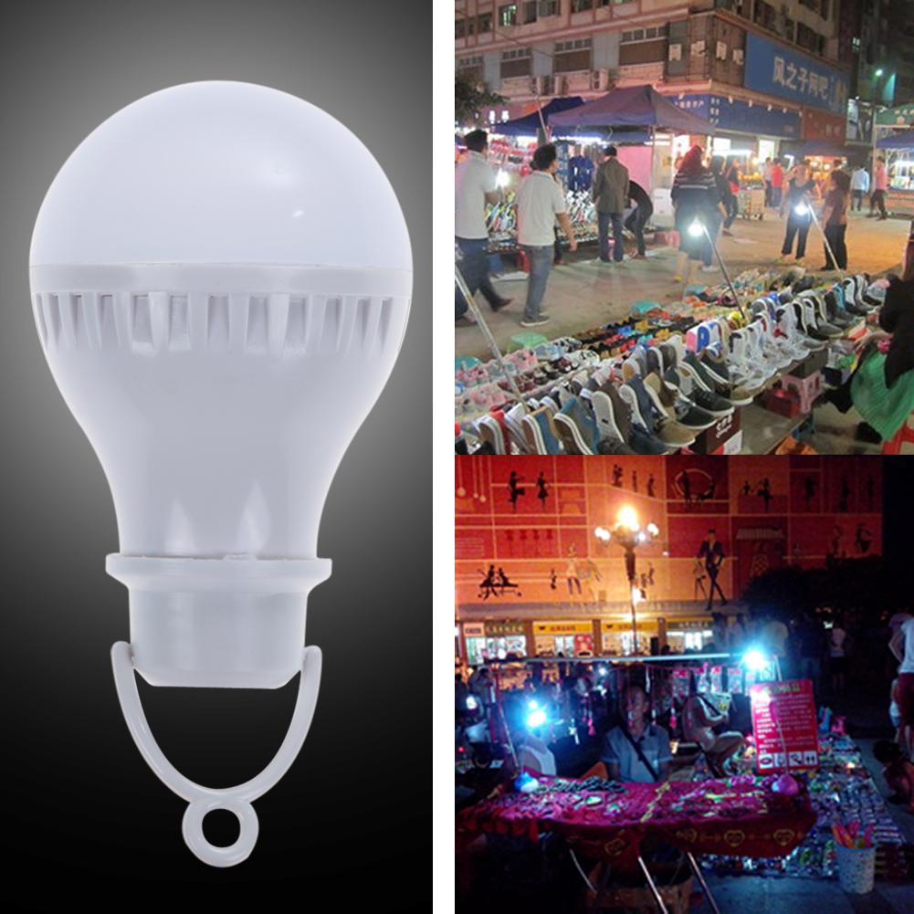 High Quality LED Lamp E27 LED Bulb Light Home Camping Hunting Emergency Outdo