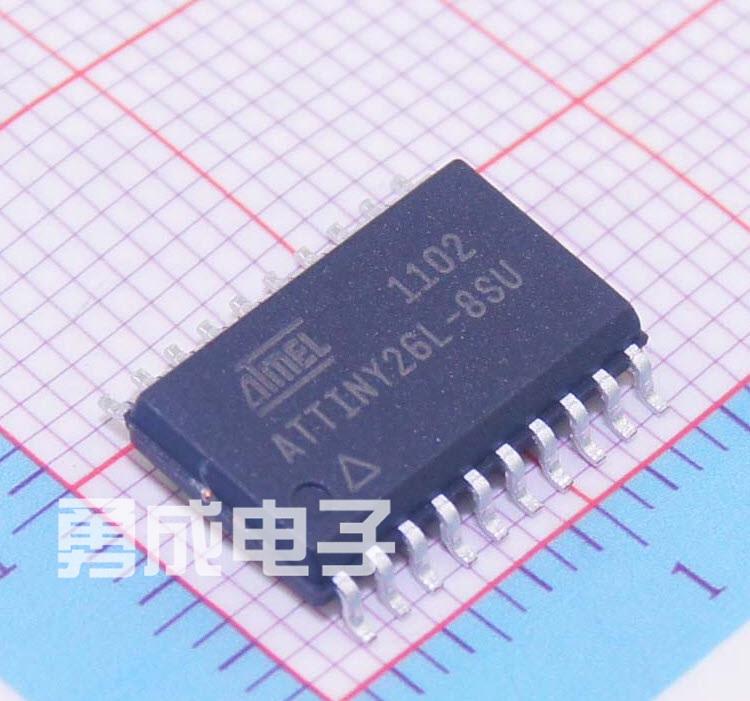 Smd ATNY26L-8SU processore avr u0441u043eu043f nuovo e originale(China (Mainland)).