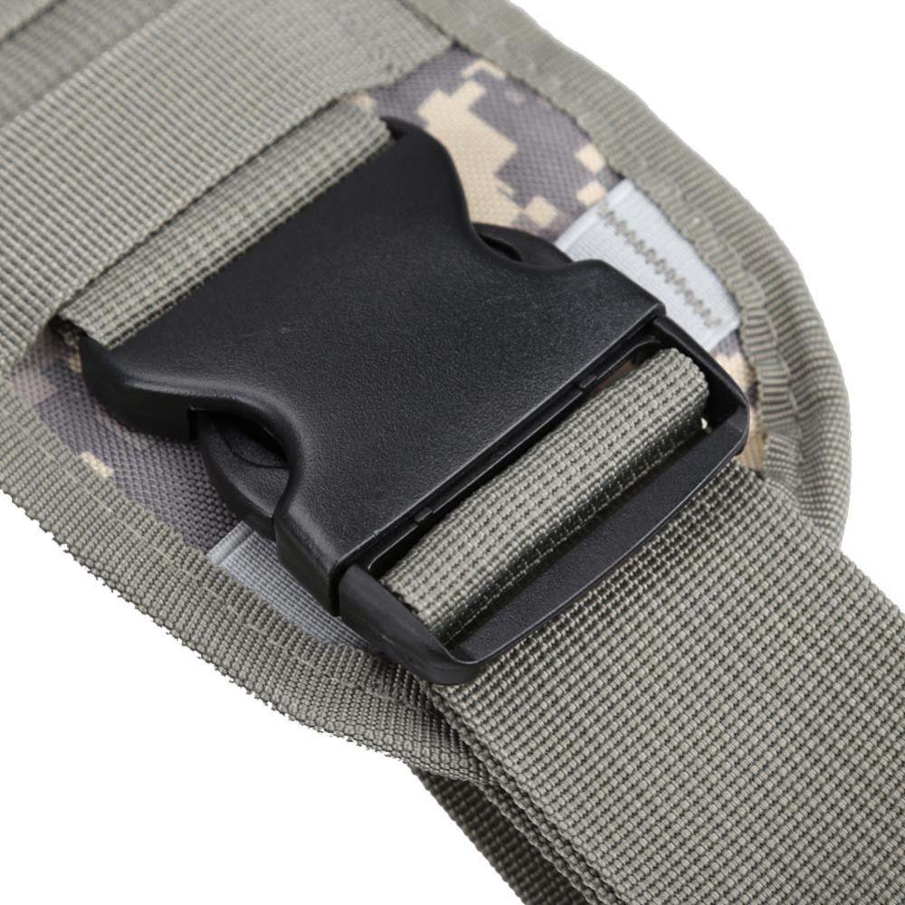 Outdoor Crossbody Shoulder Bag Nylon Military Haversack Tactical Men s Casual Bag B2C Shop