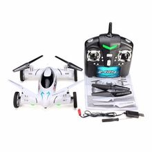 F16549 SY X25 2.4G 8CH  With 2.0MP Camera Speed Switch RC Quadcopter Land / Sky 2 in 1 RTF Car Drone TOY Model Gift(China (Mainland))
