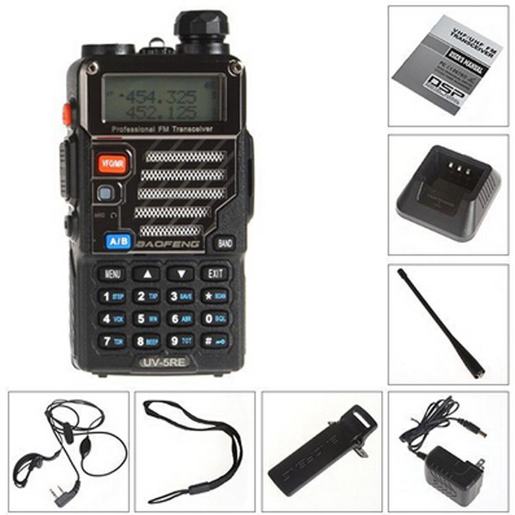 2 шт. baofeng уф-3r радио рации портативные уф-3r для укв двухдиапазонный мобильный радио двухстороннее fm cb вч приемопередатчи