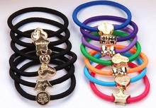 10 X Cute Kawaii Fashion Women Girl Elastic Hair Rubber Band Rope Scrunchie Ponytail Holder Hair Band Accessories