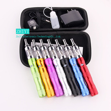 Electronic cigarette 1300mAh Variable Voltage ego X6 Battery +Protank2 Atomizer Vaporizer Pen with KTS Case