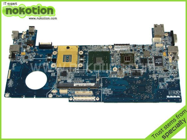 CN-0HN110 HN110 LAPTOP MOTHERBOARD FOR DELL XPS M1210 HAL30 LA-3001P 945PM DDR2 GF-GO7400T-N-A3 945PM DDR2(China (Mainland))