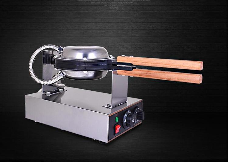 Купить Вафельница Лучший профессиональный электрический Китайский Гонконг eggettes puff вафельница maker машина пузыря яйцо торт печь 220 В