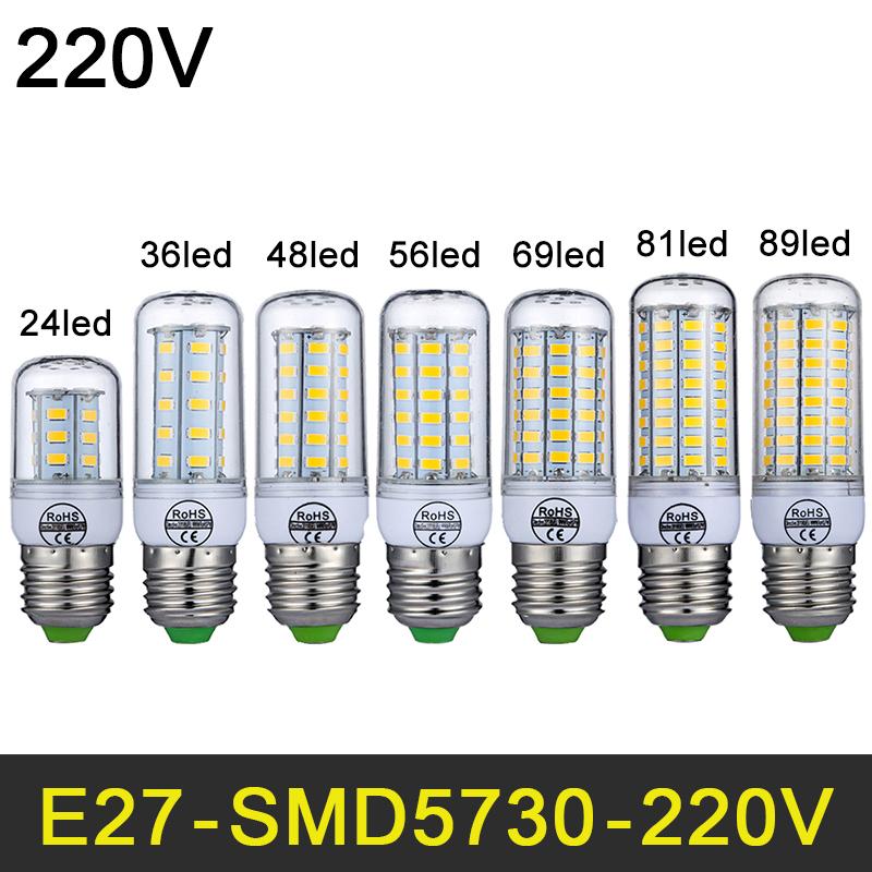 Led лампочка smd 5730