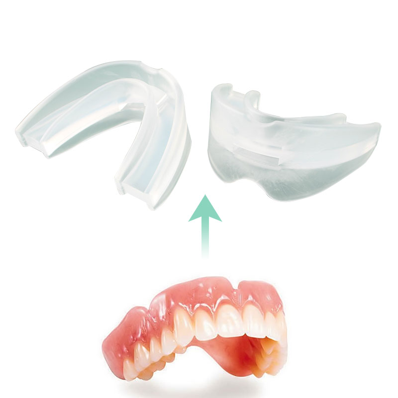 Anti Snore Sleeping Aid Mouthpiece Mouth Guard Anti Teeth Grinding Night Oral(China (Mainland))