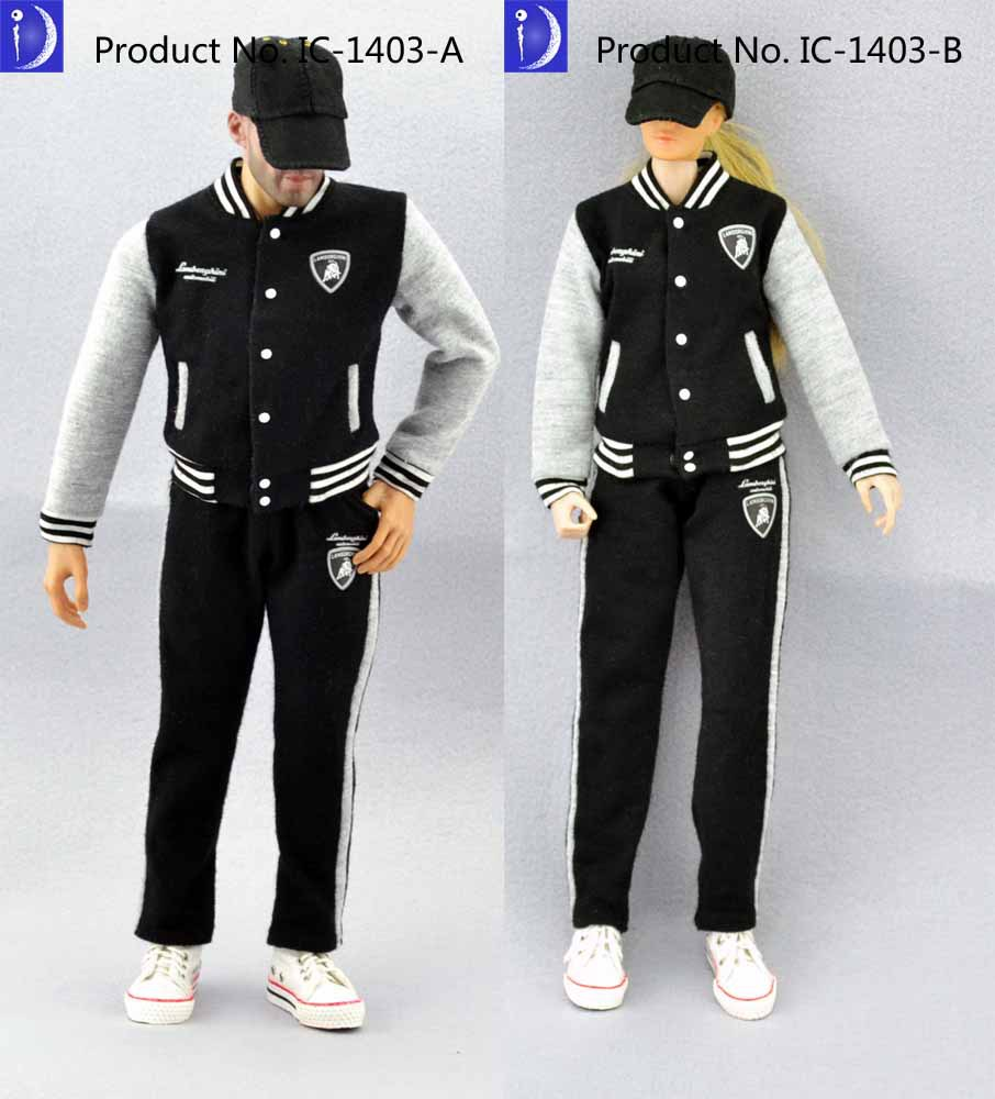 1/6 scale Doll clothes for 12 action figure doll Men and women clothes Baseball Wear,Doll accessories.Doll not included<br><br>Aliexpress