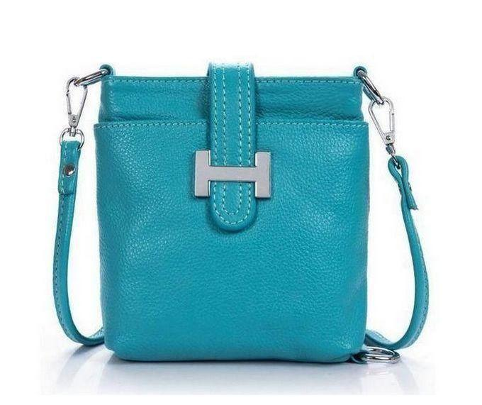 ON SALE Famous brand Women Genuine Leather Handbag Hobos 100% real leather Shoulder Bag Cross-body Purses BH135 Free Shipping(China (Mainland))
