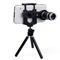 universal Mobile Phone Lens 8X Zoom Telescope Telephoto for iphone 6 5s Samsung S6 S5 HTC