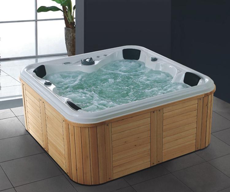 Acquista all 39 ingrosso online vasca idromassaggio per - Copertura vasca da bagno ...