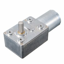 Buy Reversible High Torque 12V DC 200RPM Worm Geared Motor Gear Reducer Turbo Motor Suitable Window for $7.71 in AliExpress store
