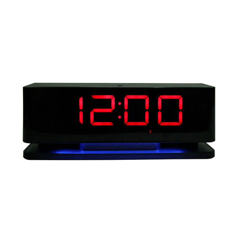 radio alarm clock for hotels a radio alarm clock designed specifically for hotel rooms 9 led. Black Bedroom Furniture Sets. Home Design Ideas