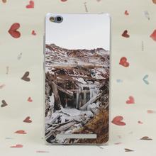1213G Frozen Falls 2cg Print Hard Transparent Case Redmi 2 2A 3s Pro Note 3 Meizu M2 Mini M3 - TTcase Store store