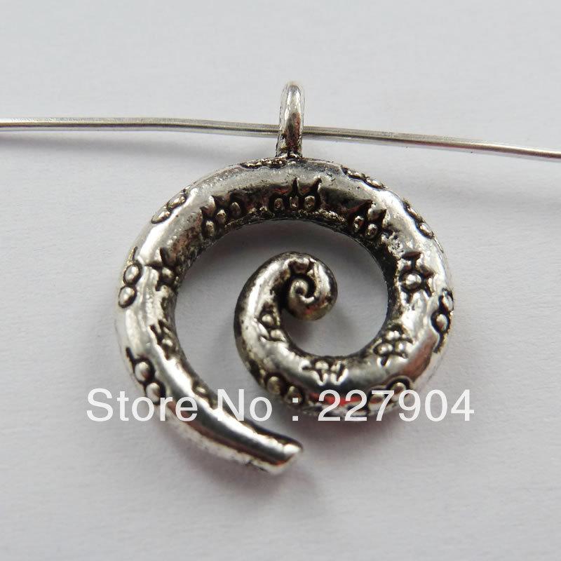 wholesale 130pcs tibet silver nice charms 20x16mm(China (Mainland))