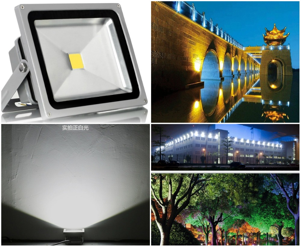 90% OFF LED Light Source and Aluminum Alloy Lamp Body Material led outdoor flood light 10W 30W 20W 10W 0-5W LED Floodlight(China (Mainland))