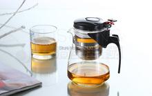 Promotion New 600ml Glass Teapot 3 Kinds Tea Pot For Your Choice High quality Teaset Integrative
