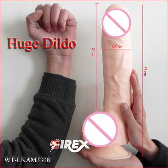 Huge Dildo Women 45