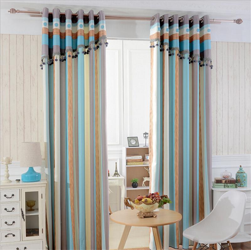 popular striped kitchen curtains buy cheap striped kitchen