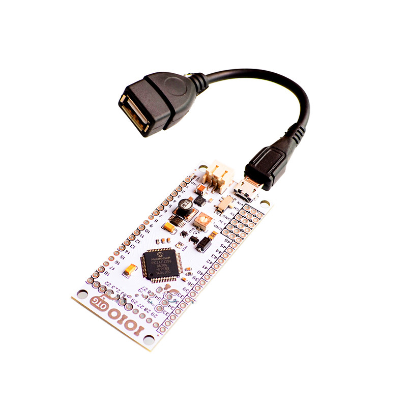 IOIO OTG Android Google IO PIC microcontroller Android phones controller(China (Mainland))