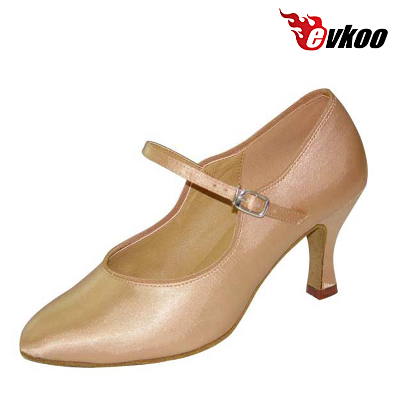 Satin Women <font><b>dance</b></font> <font><b>shoes</b></font> ballroom 7cm 6cm 5cm heel can supplied high quality <font><b>shoes</b></font> for ballroom dancing for ladies
