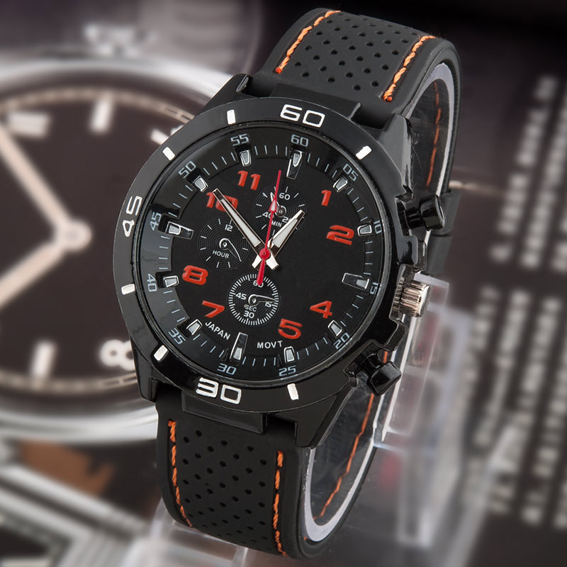 2015 new quartz business mens watchesmens military